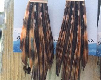 Lionfish Earrings