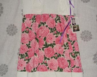 Flowered Dress, Size 6