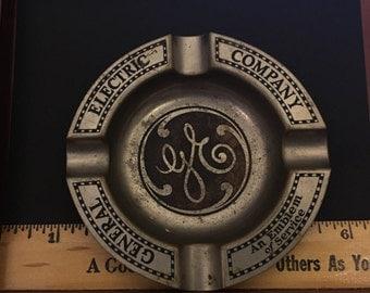 Vintage General Electric Ashtray
