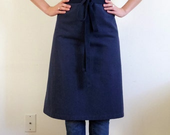 Full-Length Canvas Chef's Apron