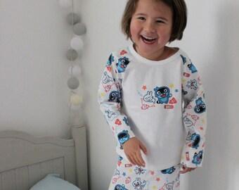 Pyjama girl Tiguidou