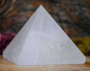 Crystal Quartz Crystal Pyramid - 957.02