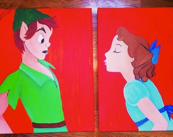 Peter Pan and Wendy Too