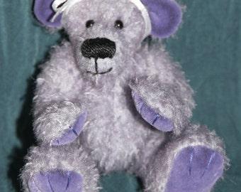 Tammy - handmade teddy bear