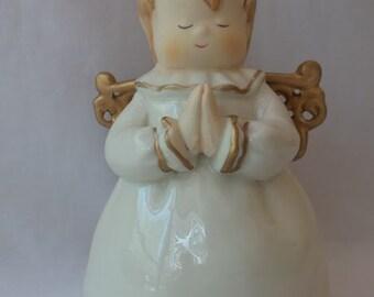 Praying Angel Figurine