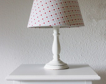 "Table lamp bedside lamp light ""dots"""