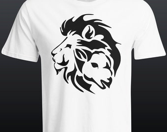 Lion Lamb T Shirt