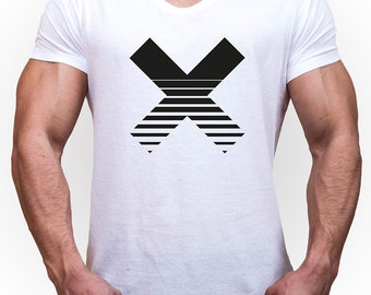 Men T-Shirt cross