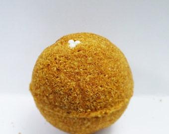 Warm Honey Golden Bath Bomb