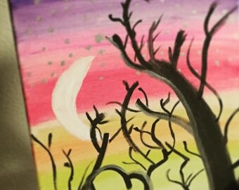 Mystical Sunset