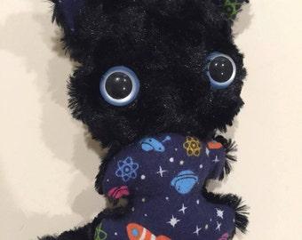 Starry-Eyed Catstronaut