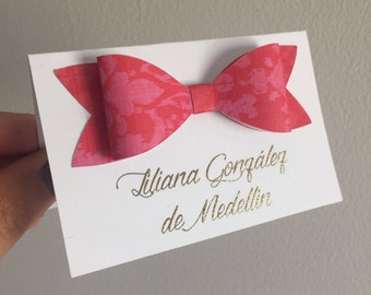 Smart cards customized with paper monkey