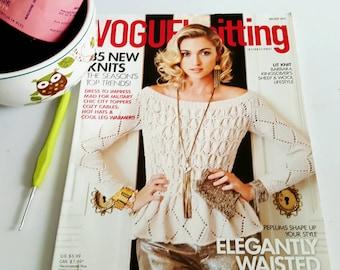 Holiday 2012 Vogue Knitting Magazine