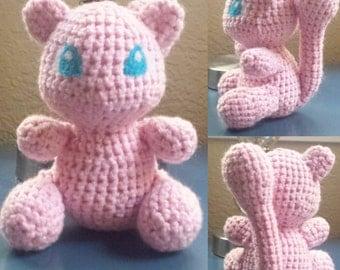 Amigurumi Mew - Crochet Mew
