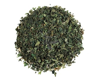 Stinging Nettle Dried Leaves Loose Herbal Tea - Buy Any 2x50g Get 1x50g Free!