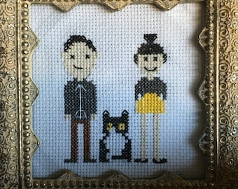Custom Cross Stitch Designs