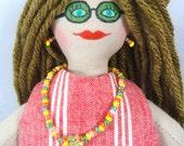 Summer Girl Doll - Kids Toy Doll - Art Doll
