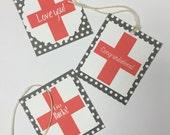 Medical School Nursing School Nurse Doctor Physician Student College Encouragement Tags Journal Spot Ohio State Go Bucks Red Cross Symbol