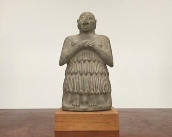 1960s Alva Museum Replica Sculpture