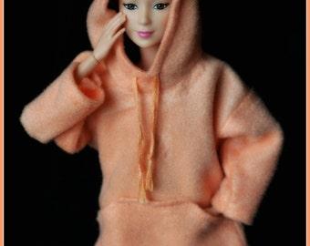 Barbie Hoodie Made to Order