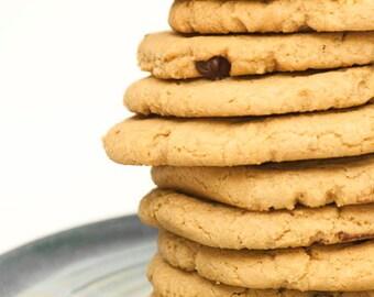 BOGO (Buy 1, get 1 free) - Chocolate Chip Cookies - Fine art photography - Borderless print - Kitchen art - Food photography