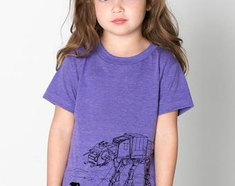 My Star Wars AT-AT Pet - Toddler / Youth American Apparel kids t shirt ( Star Wars kids t shirt )