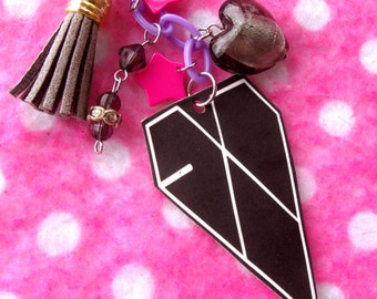 Hot EXO Heart KPOP Keychain
