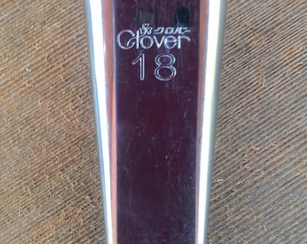 Clover Bias Tape Maker 18mm Makes three quarter inch Bias Tape