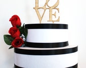 Love Philly Cake Topper, love statue, wood cake topper, acrylic cake topper, valentine's day, philadelphia