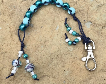 Shoreline BLUES - Golf Stroke Counting Beads - MAXI by TallyGators™