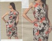 Vogue 1241 / Designer Sewing Pattern By Kay Unger / Dress / Sizes 8 10 12 14 16