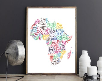 South Africa Etsy