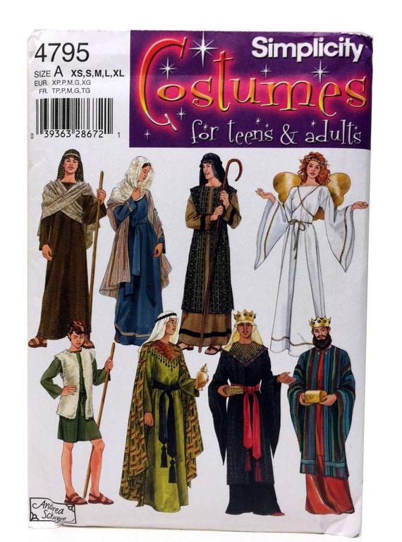 Adult western style costumes + extra large sizes