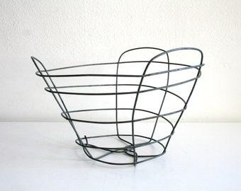 Handmade Wire Fruit Basket