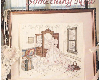 Something Old, Something New - Book Twenty - Four by Paula Vaughan Published by Leisure Arts