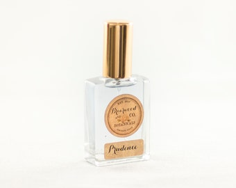 Prudence Perfume - Amber Cherry Blossom Floral - Travel Bottle - Spray 15 ml