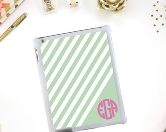 Personalized/ Monogrammed ipad 2 Case- Create your Own- Hard Shell