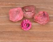 Loose Pink Tourmaline