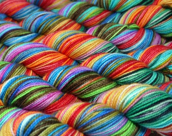 Strong Sock - Come & Play Mini Skein Bundle .02