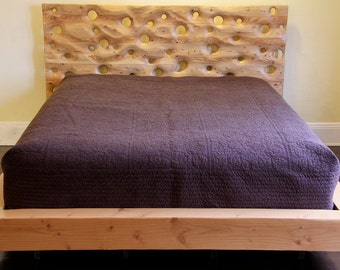 SandDrift Platform Bed