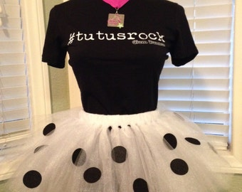 Dalmation Darling Tutu