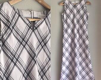 Linen dress size small