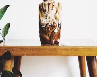 SALE // Mid Century West German Studio Pottery Vase