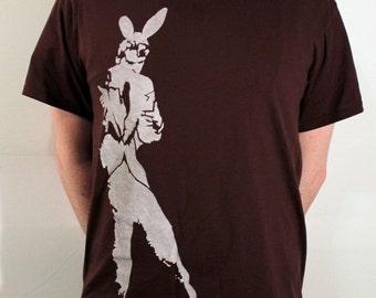 Steve Martin ICON T-Shirt - Brown, Size L