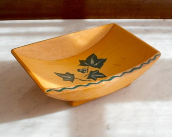 Glenwood wooden bowl