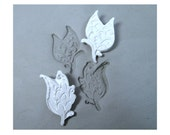 Ceramic Stamp,  Textural Stamps, Clay Stamps, polymer clay, metal clay, crafts, pottery tool - ( 261 )