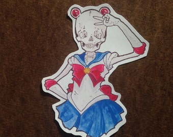 Sailor skeletor