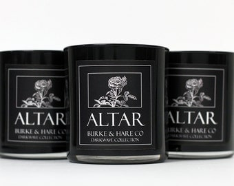 Darkwave Collection - Scented Candle - Altar