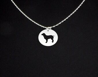 Boykin Spaniel Necklace - Boykin Spaniel Jewelry - Boykin Spaniel Gift
