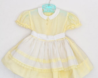 Vintage Dress Bow Age New Old Stock with Tags